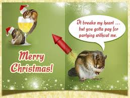funny christmas card quotes for friends