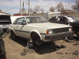 Junkyard Find: 1982 Toyota Corolla SR5 - The Truth About Cars