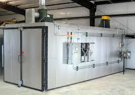 powder coating oven