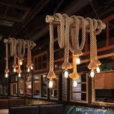diy industrial vintage hemp rope