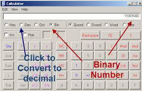 Binary To Decimal Chart Understanding Binary Numbers For Beginners