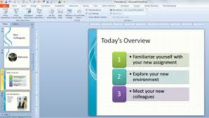 Ms Powerpoint Examples Training New Employees Powerpoint Template
