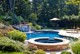Backyard Designs With Pool Impressive Backyard Swimming Pools Designs 48 Bestpatogh