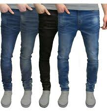 <b>Men's Skinny Stretch Jeans</b> products for sale | eBay