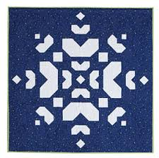 First Snow Quilt Pattern Download from ConnectingThreads.com ... & First Snow Quilt Pattern Download Adamdwight.com