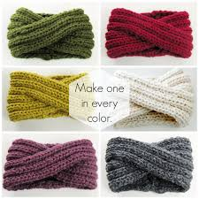 Knit Ear Warmer Pattern Stunning Infinity Headband Knitting Pattern Ear Warmer Knitting IdealPin