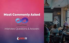 Most Common Vb Net Interview Questions Answers Coders Eye