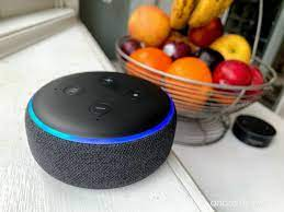 Bán loa thông minh Amazon Alexa Echo Dot 3 giá rẻ - Nhà thông minh Hải Phòng