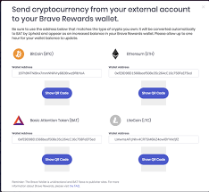 To send bitcoin (btc), users require a bitcoin wallet, a tool for interacting with the bitcoin blockchain. How Do I Transfer Funds This Has Already Taken Way To Long Request For Functionality Rewards Support Brave Community