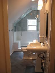 attic lighting ideas. Romantic Lighting Design In Small Attic Bathroom Decor Ideas \