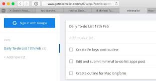 simple todo 8 super simple to do list tools to keep you focused