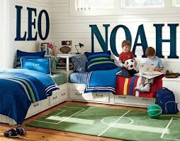 Sports Bedroom Decor