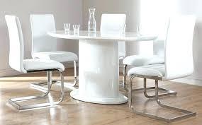 white gloss extending table white gloss dining room table white gloss extending round dining table white