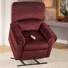 serta lift chair. Large Picture Of Serta 860 Brookfield Lift Chair-Wine Chair S