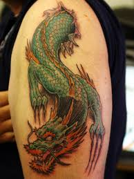 Dragon Tattoo On Biceps Tattoos Book 65000 Tattoos Designs