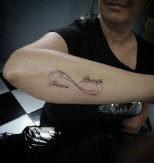 Tatuaggio Infinito Significato Immagini E Idee