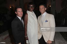 Roger Borges, Wendy Grant, and Rodner Figeroa attend Tony Bennett... News  Photo - Getty Images