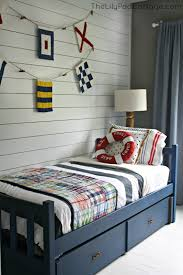 chalk painted bedroom furnitureAnnie Sloan Chalk Painted Bed  Take 2  The Lilypad Cottage