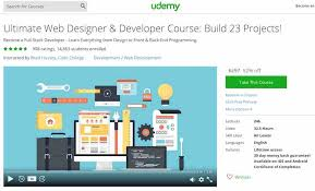 I Want To Build A Website For Free 11 Best Online Web Design Courses Learn How To Create Websites