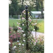 garden pillars. Charleston Rose Pillar - Classic Garden Elements Pillars