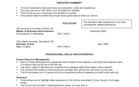Resume Headers Profile Header Examples Resume Krida 51