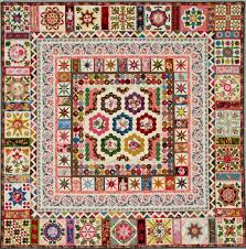 Medallion Quilts & Turkish Tiles