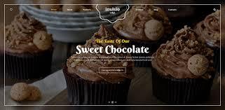 17 Cake Shops And Bakery Wordpress Themes 2019 Colorlib