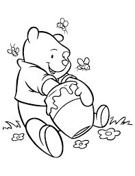 Coloriage Winnie L Ourson Imprimer Gratuit Free Coloriage En