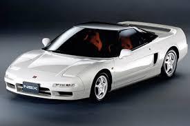 acura sport car 1990