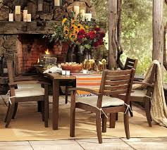 Pottery Barn Retro Kitchen Outdoor Garden Furniture By Pottery Barn