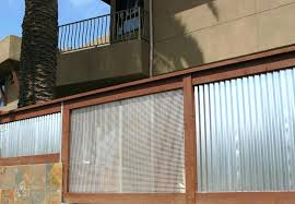 galvanized corrugated metal corrugated galvanized metal image by landscape design galvanized corrugated metal for