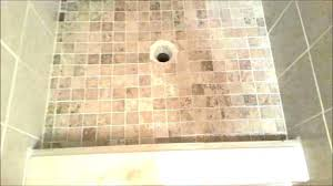 how much does it cost to install a shower stall cost to replace shower stall tile