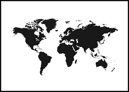World Map Posters World Map Poster