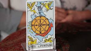 how to read the wheel of fortune card tarot cards