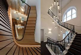 stair lighting fixtures. Staircase Lighting Fixtures Meerosee Royal Blue Crystal Chandelier Stair