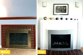 converting wood fireplace to gas convert fireplace to wood burning stove convert wood fireplace gas cost