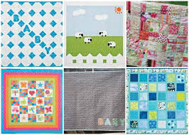 Quilt Patterns For Boys Fascinating 48 Easy Baby Quilt Patterns For Boys And Girls FaveQuilts