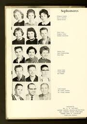 Platte County High School - Pirateer Yearbook (Platte City, MO), Class of  1960, Page 26 of 72