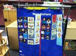 I Like This Center Rotation Chart Preschool Kindergarten