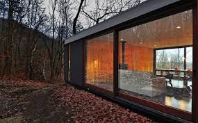 Small Picture Architecture Cabin House Modern Architectural In The Middle Of