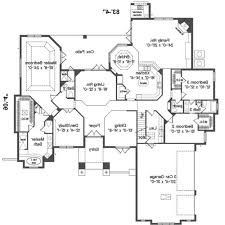 Small 5 Bedroom House Plans House Plans With 4 Bedrooms 3 5 Baths African House Plans Simple