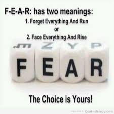 Fear | Quotes Frenzy - Part 3
