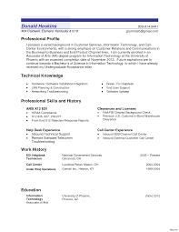 Resume Tips Profile Therpgmovie