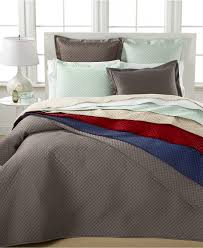 Closeout! Charter Club Damask Quilted King 3-Pc. Coverlet Set ... & Charter Club Damask Quilted King 3-Pc. Coverlet Set, Only at Macy's -  Tan/Beige Adamdwight.com