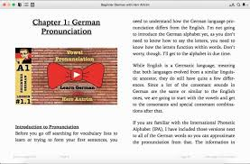 The international phonetic alphabet (ipa) is an alphabetic system of phonetic notation based primarily on the latin script. German Vowel Pronunciation Learn German With Herr Antrim