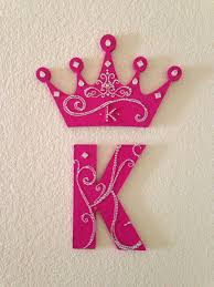 "Prince Crown Template New Blinged Monogram Letter ""k"" And Princess"