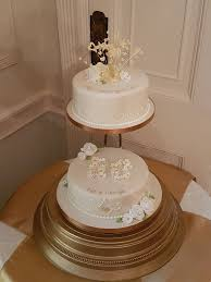 Anniversary Cakes From 6000 Centrepiece Cake Designs Isle Of Wight