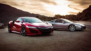 Shootout: NSX vs. NSX in a battle of Japanese icons - Roadshow