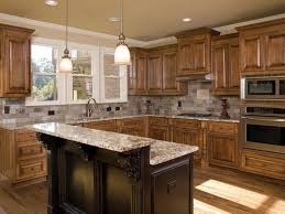 2 level kitchen designs with islands for small kitchens