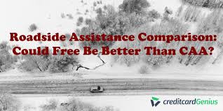 roadside assistance comparison could free be better than caa